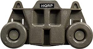 HQRP Wheel Compatible With Maytag W10195416 W10195416V AP5983730 MDB4949SDE0 MDB5969SDE0 MDB6949SDE0 MDB7749SAB0 MDB7759SAB1MDB7760SAS0 MDB7949SDE2 MDB8949SAB0 MDB8949SAB1 MDB8949SAM0 Dishwasher