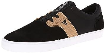 Fallen Chief Xi Black/gold Thomas Signature Skate Shoes Sz 7.5 dHNvFj