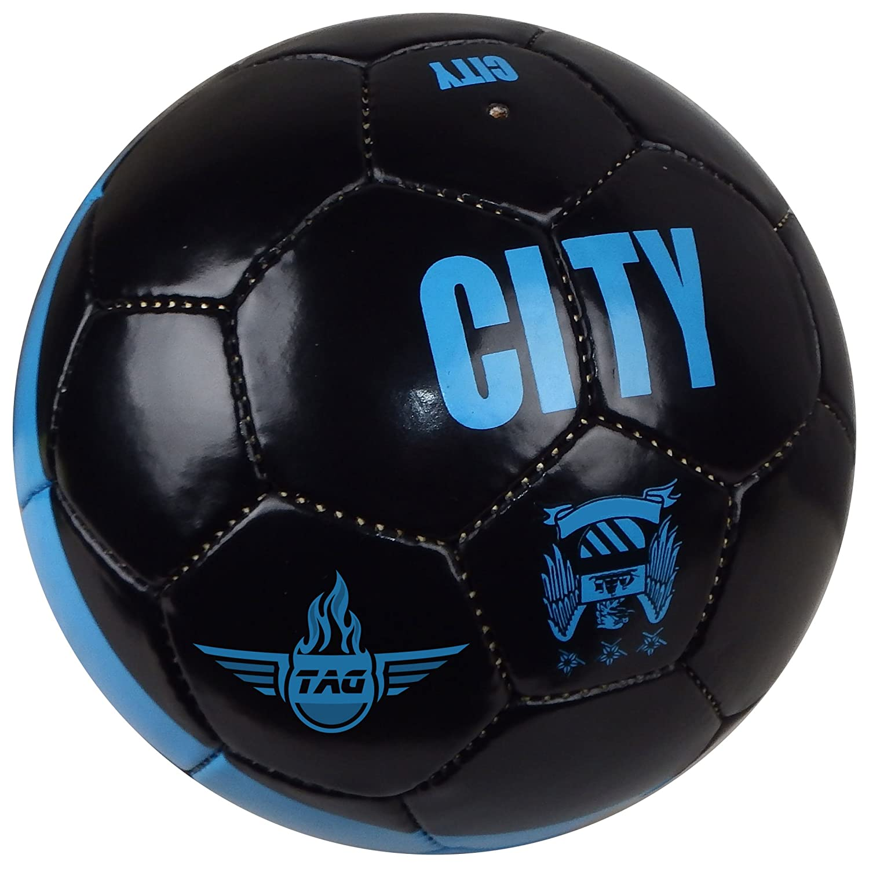 TAG Man City Football - Size: 5, Diameter: 26 cm(Pack...