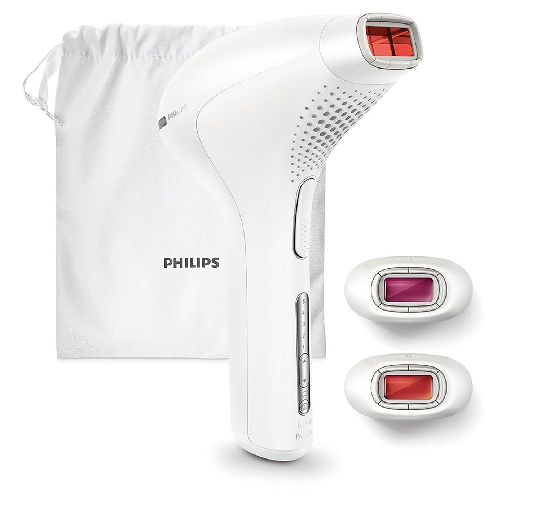 Philips Lumea SC2009/00 - Sistema de depilación de luz pulsada (versión europea) color blanco