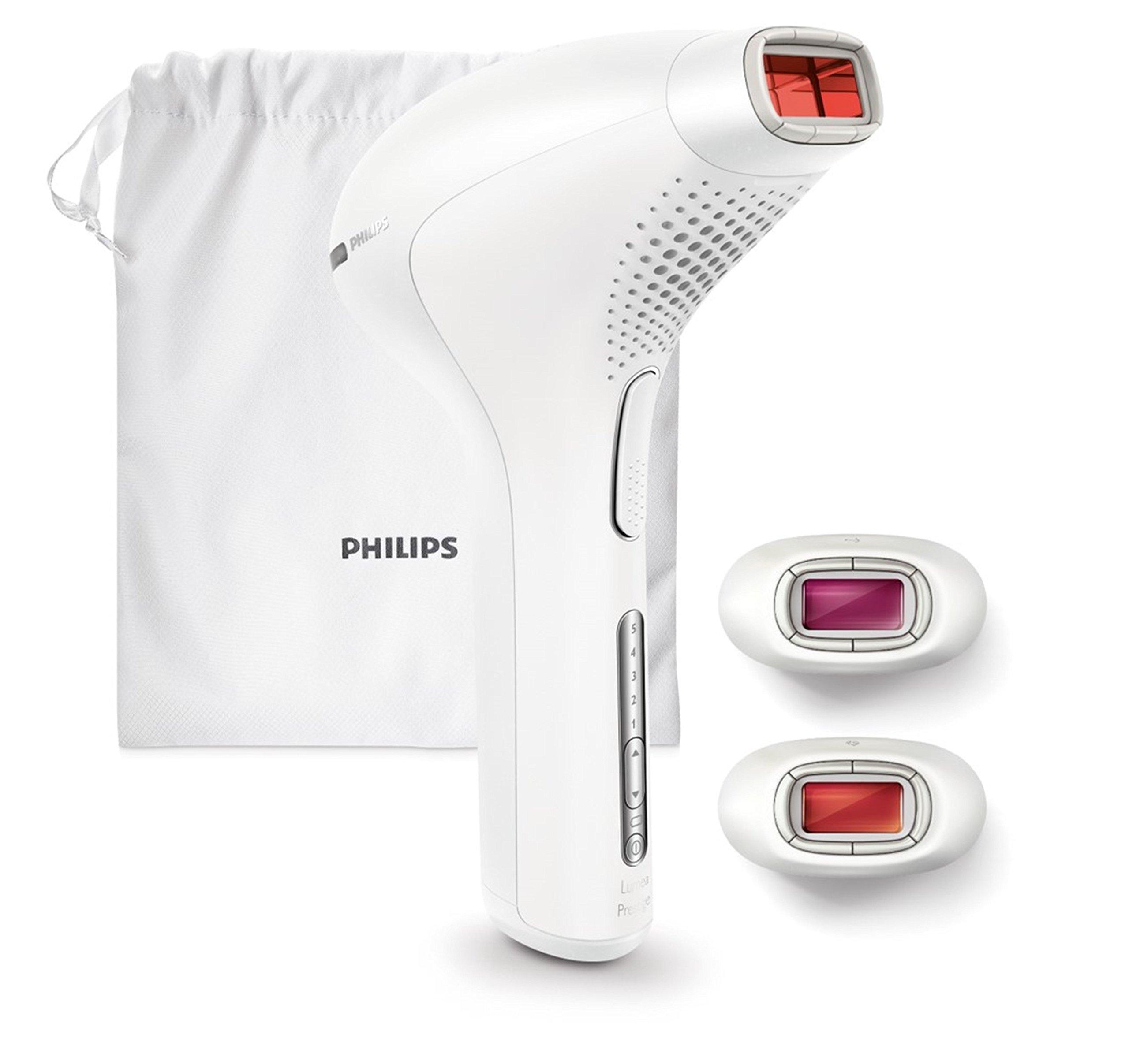 Philips SC2009/00 Lumea Prestige Epilateur à lumière pulsée sans fil, solution de prévention de la pilosité avec embouts visage & maillot product image