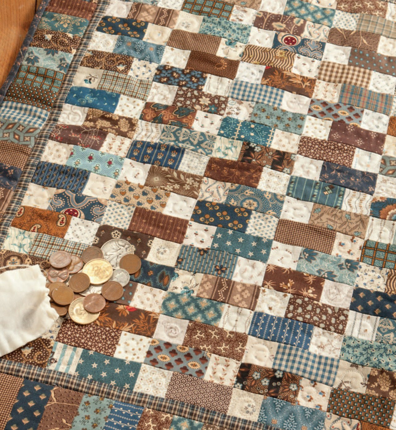 Civil War Legacies: Quilt Patterns for Reproduction Fabrics by Martingale