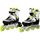Cockatoo Inline Skates With Aluminium Chassis