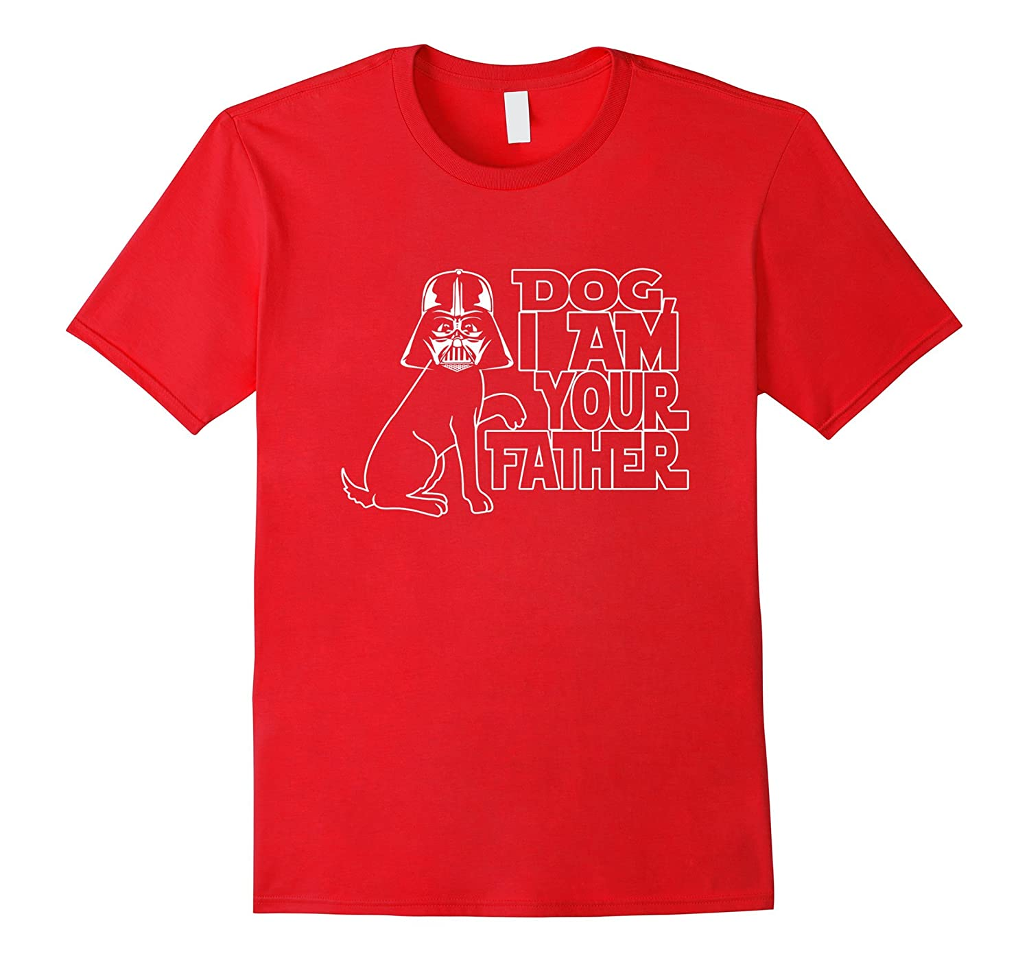 Funny Dog Lover, Dog I Am Your Father T-shirts-CL