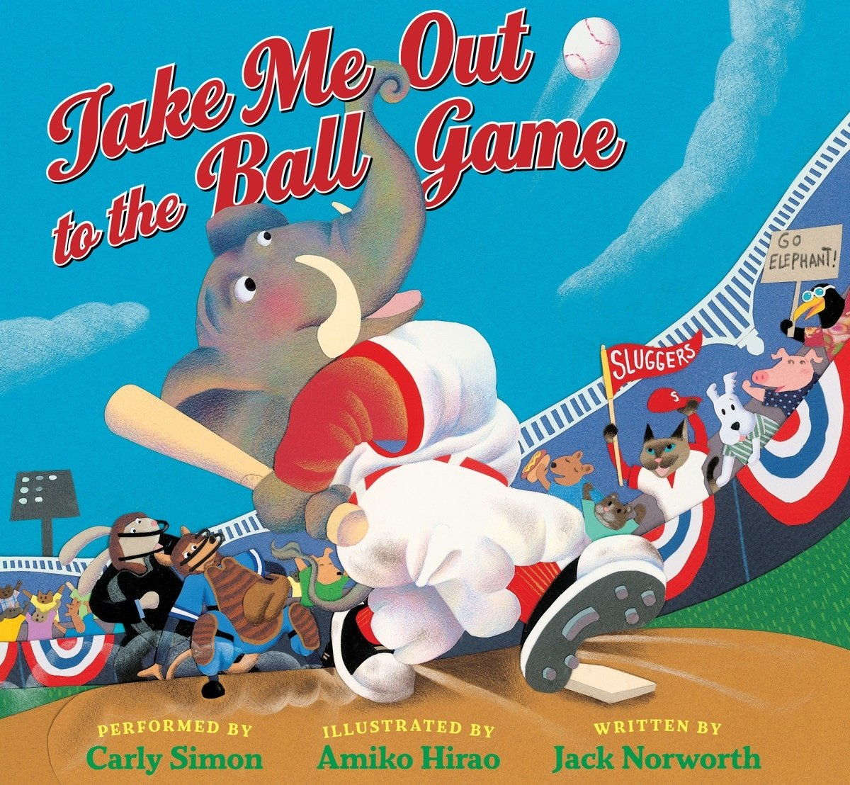 Take Me Out to the Ball Game by Charlesbridge (Image #2)
