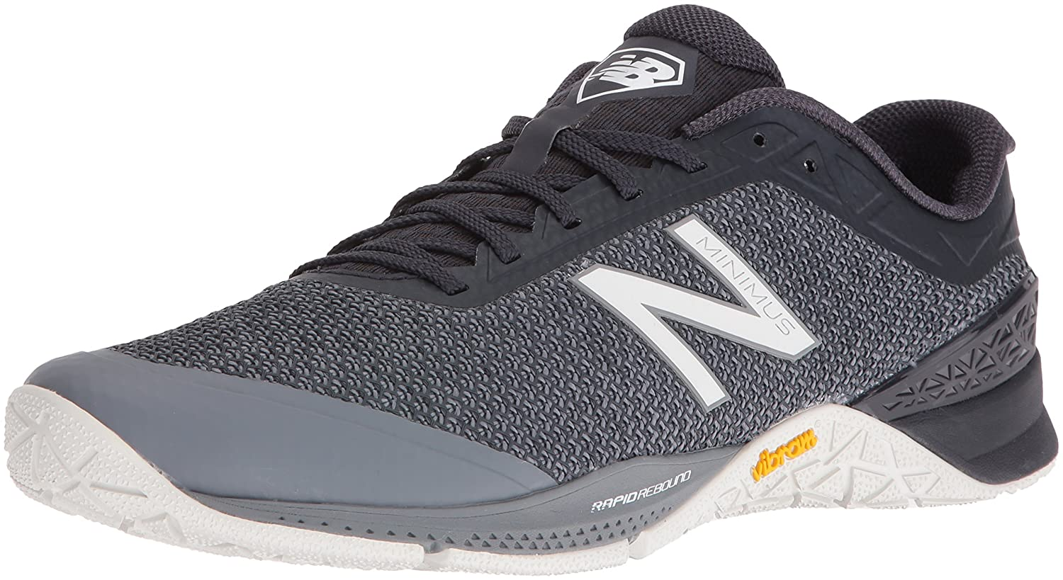 New Balance Men's MX40V1 Gym Workouts Training Shoe B01CQTGZ0Q 10 2E US|Grey