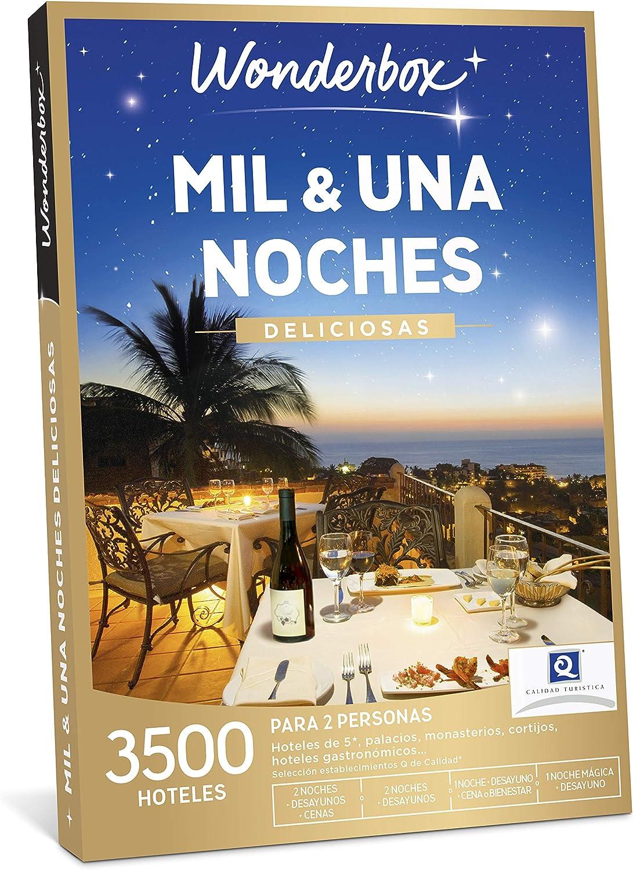 WONDERBOX Caja Regalo - MIL & UNA Noches DELICIOSAS - una Estancia ...