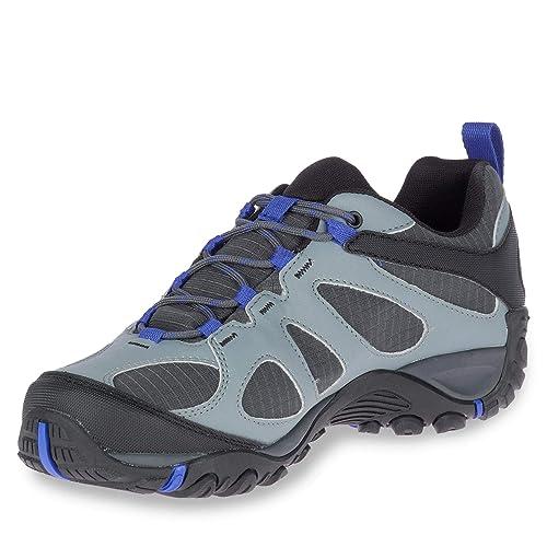 MERRELL Mens - Yokota 2 Sport GTX Granite Sodalite: Amazon.es: Zapatos y complementos