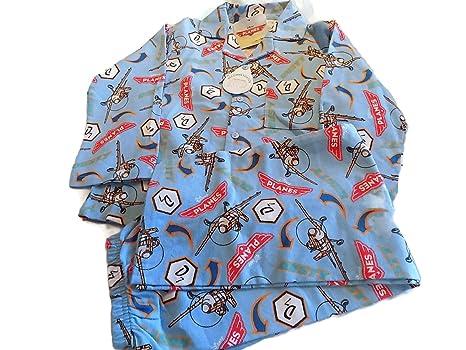 Mickey Mouse diseño de Aviones de Disney de manga corta para chico Wyncette pijama para muñeco