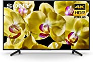 Sony X800G 55 Inch TV: 4K Ultra HD Smart LED TV with HDR and Alexa Compatibility - 2019 Model