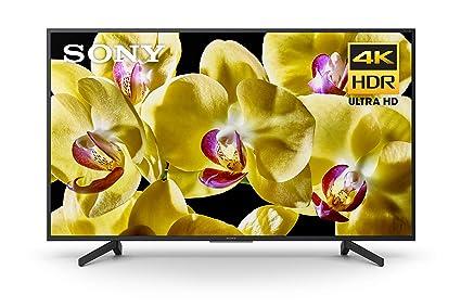 Sony XBR-55X800G 55-Inch 4K Ultra HD LED TV (2019 Model)