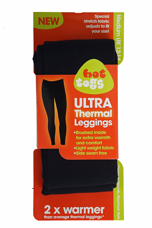 Hot Togs Ultra Mallas t/érmicas para Mujer 2,08/TOG