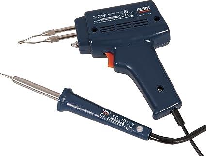 FERM SGM1001 Kit de soldadura eléctrico - 30W/100W