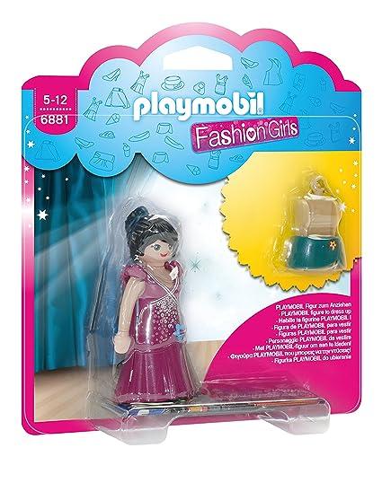 Playmobil Tienda de Moda Party Fashion Girl Figura con Accesorios, (6881)