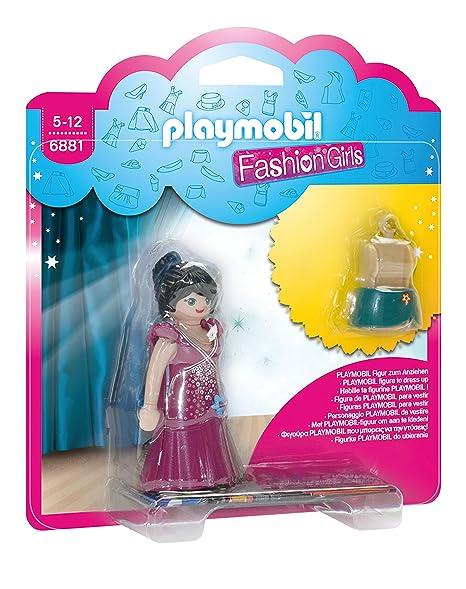 Playmobil Tienda de Moda Party Fashion Girl Figura con Accesorios 6881