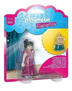 Playmobil Tienda de Moda Party Fashion Girl Figura con Accesorios 6881: Amazon.es: Juguetes y juegos