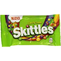 Skittles - Crazy Sours - Caramelos masticables