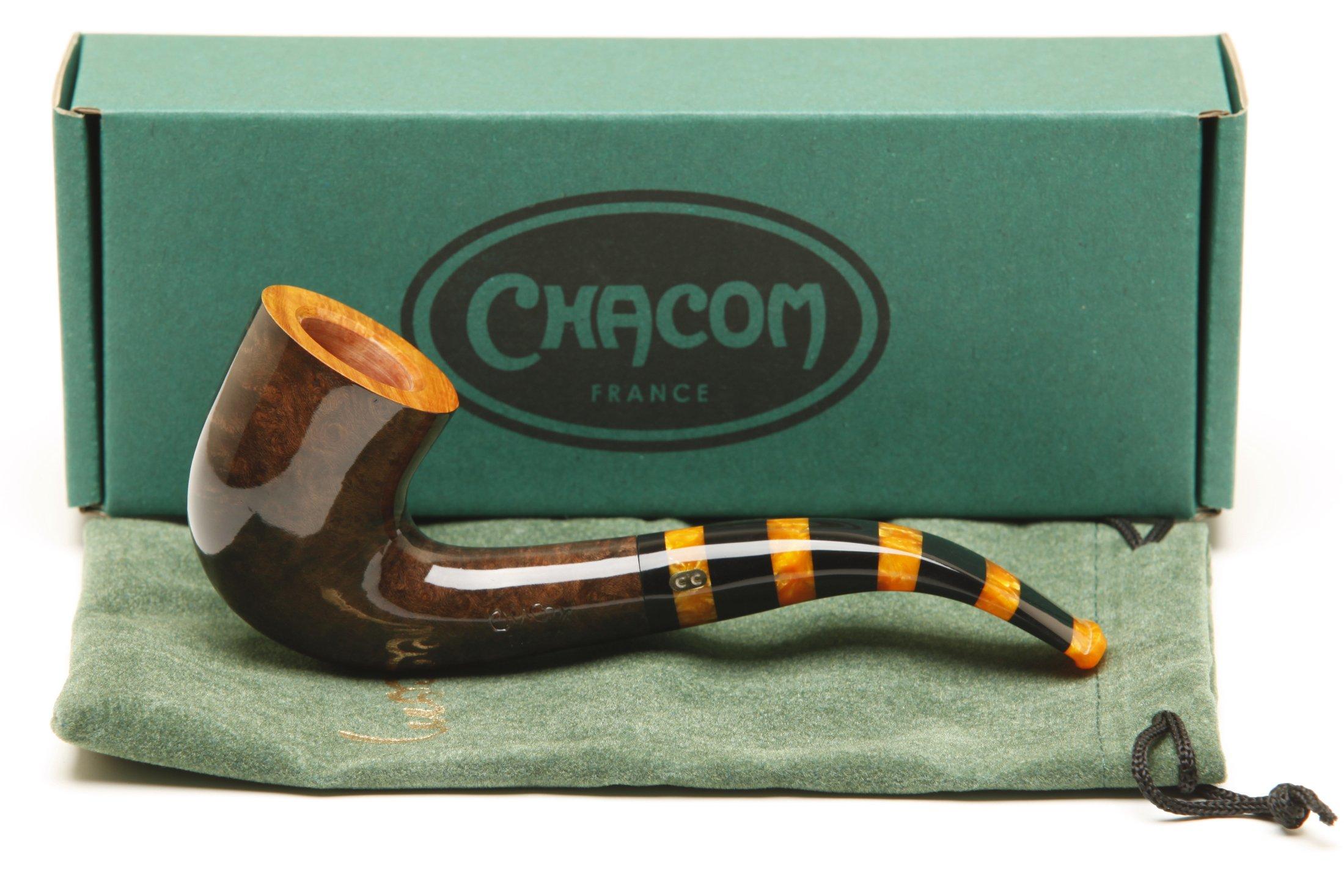 Chacom Maya 863 Smooth Tobacco Pipe