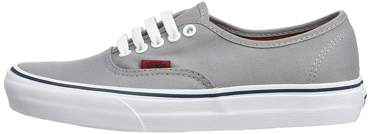 Vans Unisex-Erwachsene Authentic Niedrig-Top Fk0) Grau ((Pop) Frst Gry/ Fk0) Niedrig-Top fe0c73