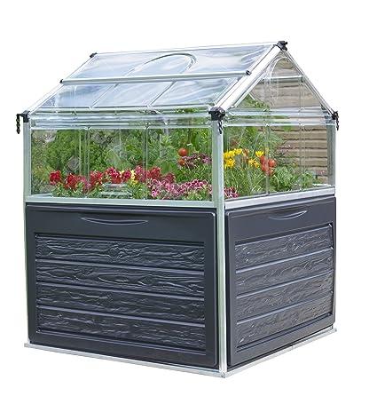 Godt Amazon.com: Palram Plant Inn Raised Garden Bed: Garden & Outdoor AJ59