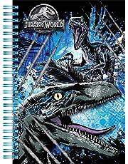 Jurassic World 2 Boys A5 Hardcover Notebook