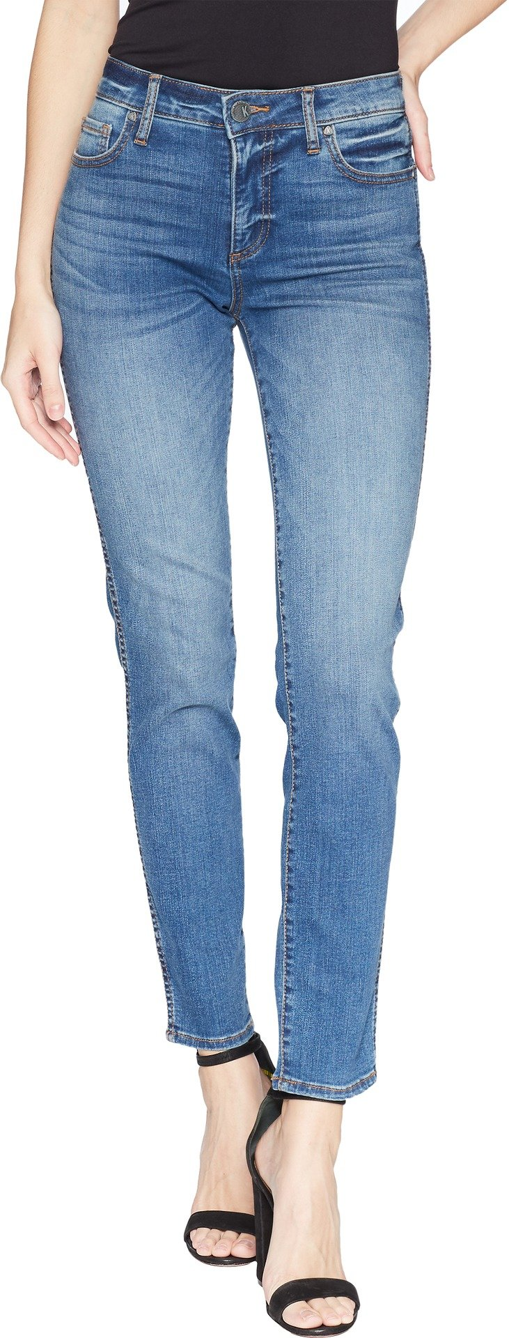 KUT from the Kloth Women's Diana Fabric Ab Skinny Legs Five-Pocket in Meditate Meditate 8 30