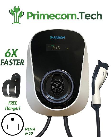 Amazon.com: PRIMECOM - Estación de carga para vehículo ...