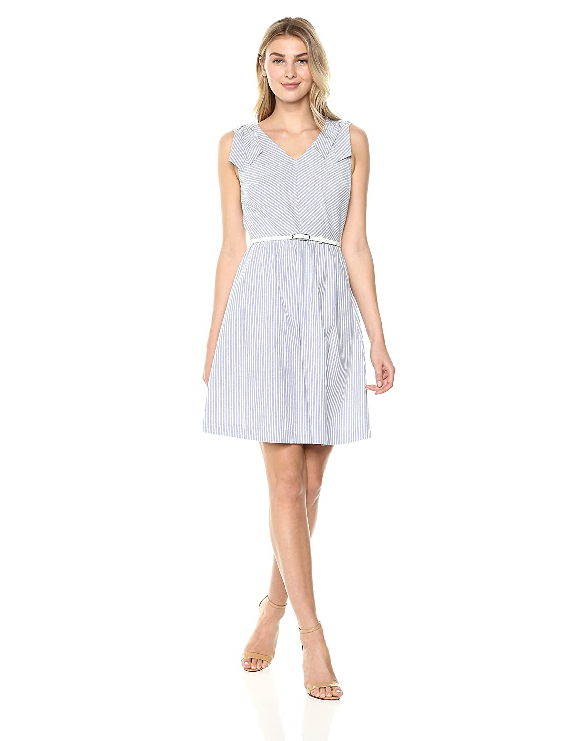 8365414708 Top 10 wholesale Striped Dress With Chambray - Chinabrands.com