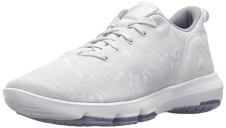 Reebok Women's Cloudride DMX 3.0 Sneaker B073WSLMLR 10.5 B(M) US|Porcelain/White/Purple Fog