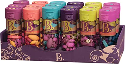 Beauty Pops – Craft Beads Jewelry Making Kit B 275 pcs Battat TOYS Pop Arty
