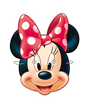 Minnie Mouse - 6 caretas (Verbetena 014000552): Amazon.es: Juguetes y juegos