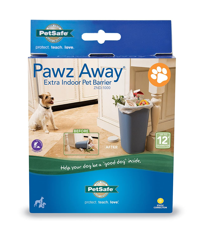 Amazon.com : PetSafe Pawz Away Pet Barriers with Adjustable Range ...