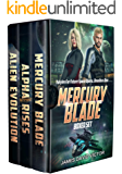 Mercury Blade Boxed Set (Valyien Far Future Space Opera Omnibus Book 1)