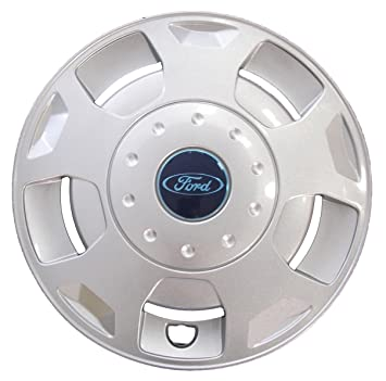 "Ford Genuine Parts - Tapacubos Transit (1 unidad, 15"", modelos a partir"