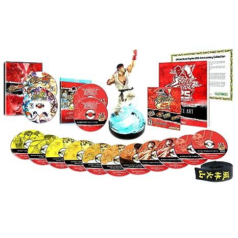 Street Fighter: 25th Anniversary - Edición Coleccionista (Importado)