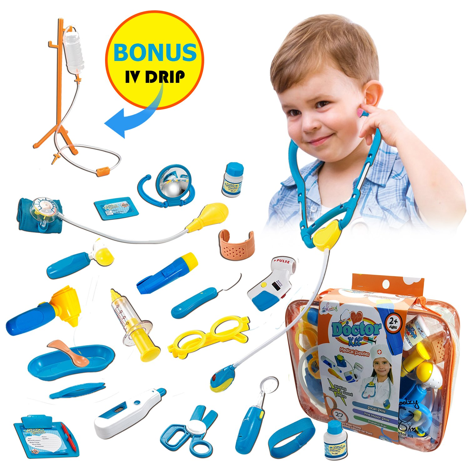 Amazon Medical Kits Toys & Games