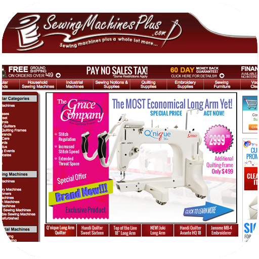 Sewing Machines PlusAmazonMobile Apps Magnificent Sewing Machines Plus