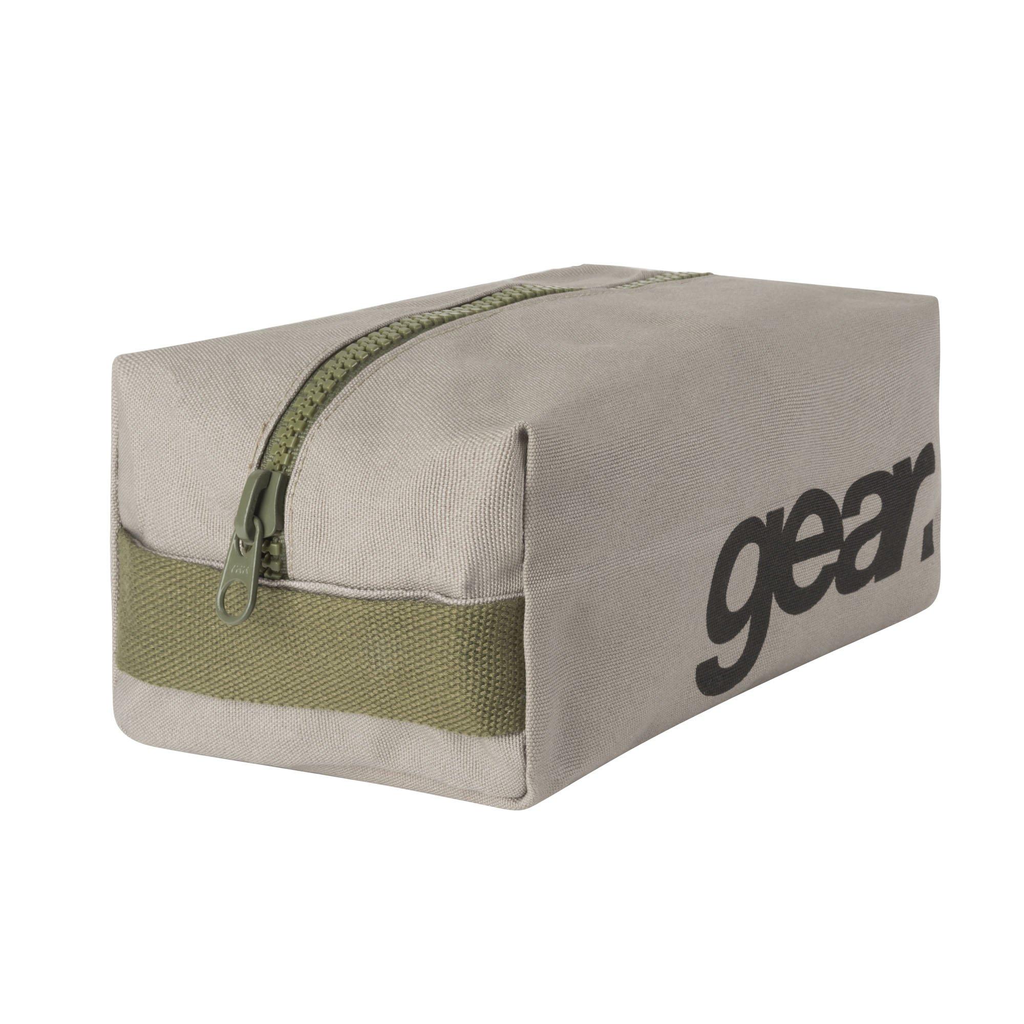 Fluf Traveller, Organic Cotton Toiletry Kit (Gear)