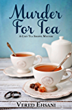 Murder for Tea (Cozy Tea Shoppe Mysteries Book 1)