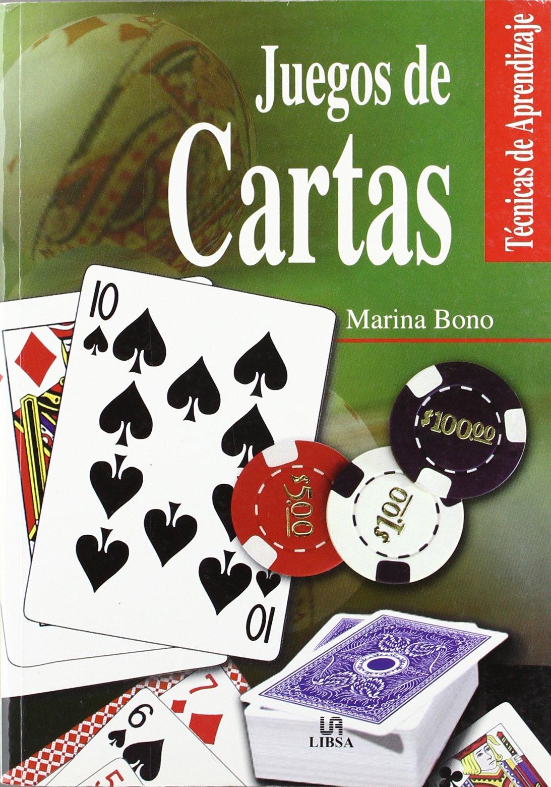 Juegos de Cartas (Spanish Edition): Marina Bono ...