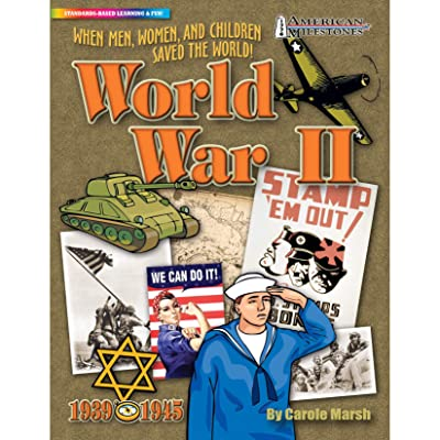 "Gallopade GAL0635026783 When Men, Women and Children Saved the World!: World War II, 0.1"" Height, 8.5"" Wide, 11"" Length: Industrial & Scientific"