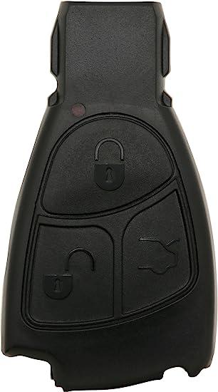 Mercedes 2-Knopf Smartkey Gehäuse
