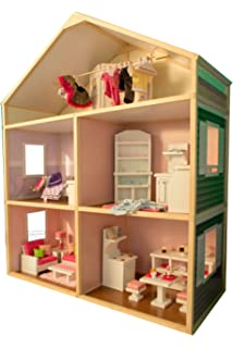 my girlu0027s dollhouse for dolls country