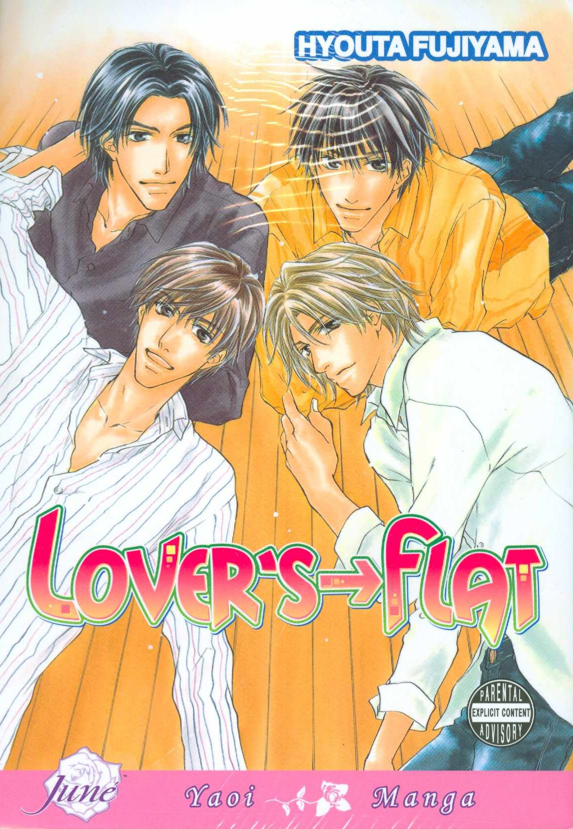 Download Lover's Flat (Yaoi) ebook