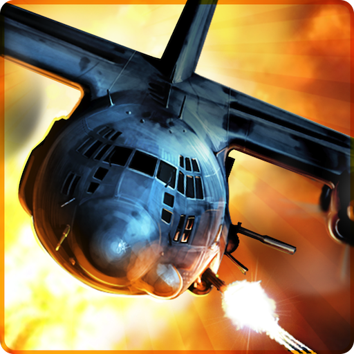Zombie Gunship (Blackberry Z10 New)