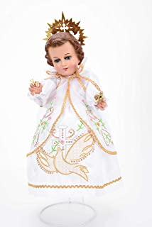 Amazon.com: 2020 Virgen de Guadalupe Baby Jesus Outfit ...