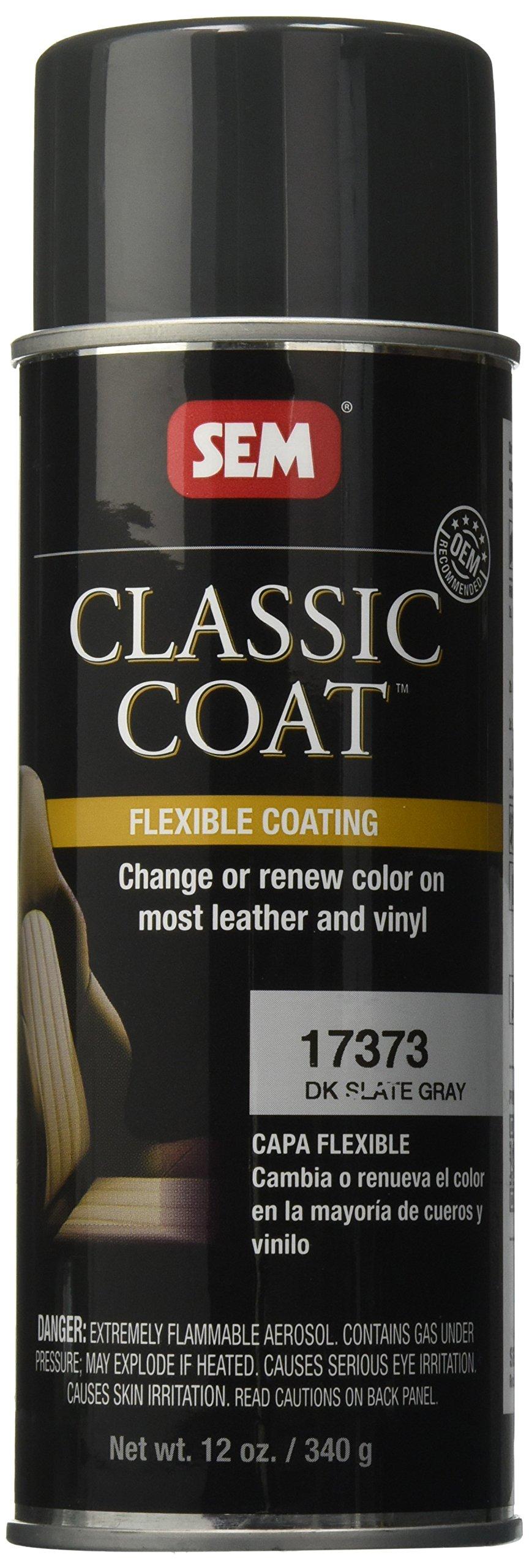 SEM 17373 Dark Slate Gray Classic Coat - 12 oz. by SEM