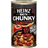 Heinz Big 'N Chunky Bacon Steak and Potato Canned Soup, 535g