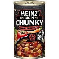 Heinz Big 'N Chunky Bacon Steak and Potato Canned Soup, 535g