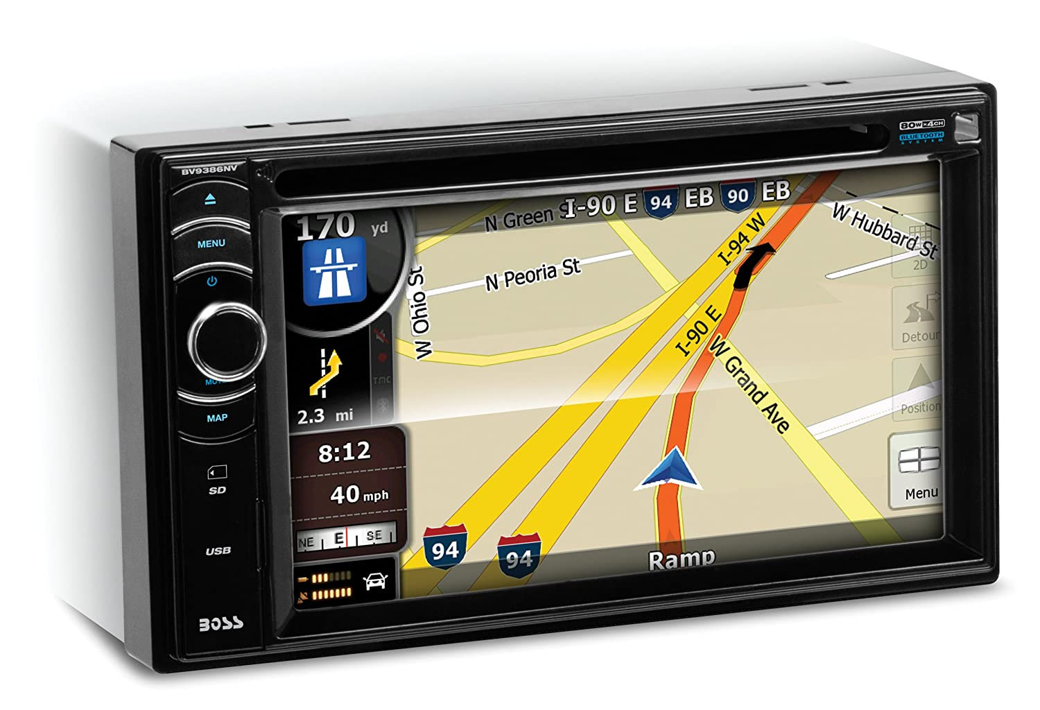Best in dash navigation-Boss Audio bv9386nv